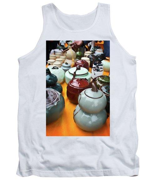 Tea Pots For Sale 3 Tank Top