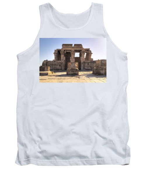 Temple Of Kom Ombo - Egypt Tank Top