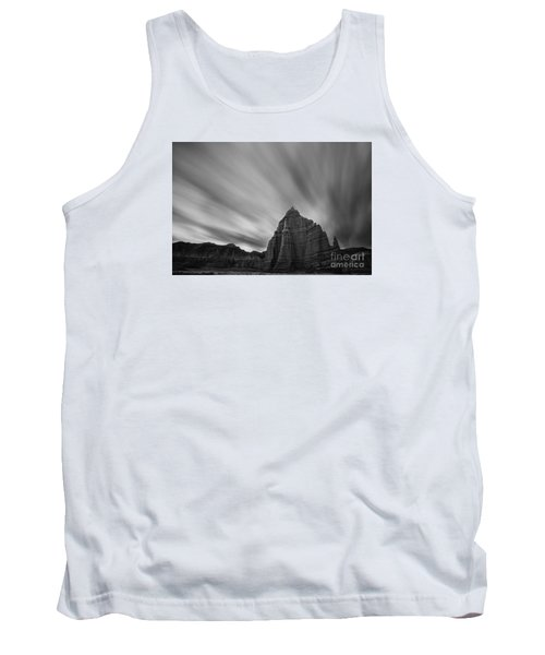Tank Top featuring the photograph Temple Of The Sun by Keith Kapple
