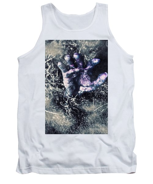 Terror From The Crypt Tank Top