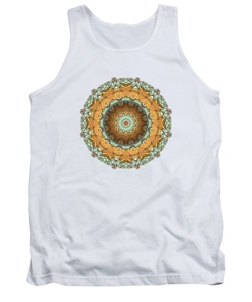 Tank Top featuring the digital art Test by Lyle Hatch