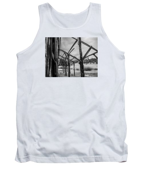 Tank Top featuring the photograph Testament by Rhys Arithson