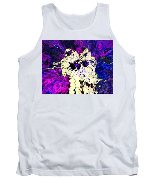 Tethered In Space Tank Top