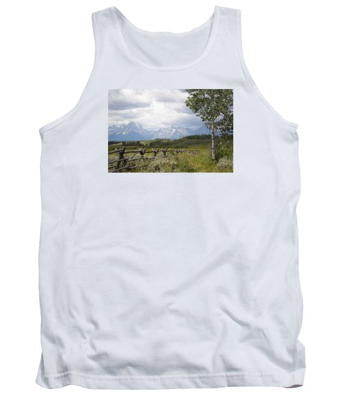 Teton Ranch Tank Top