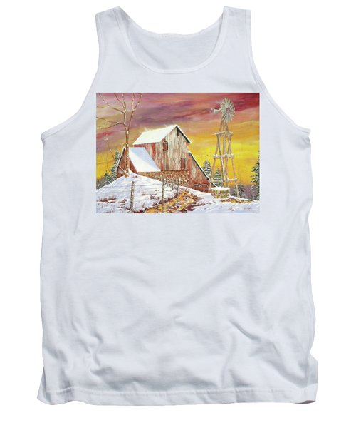 Texas Coldfront Tank Top