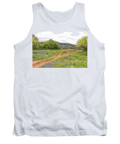 Texas Hill Country Tank Top