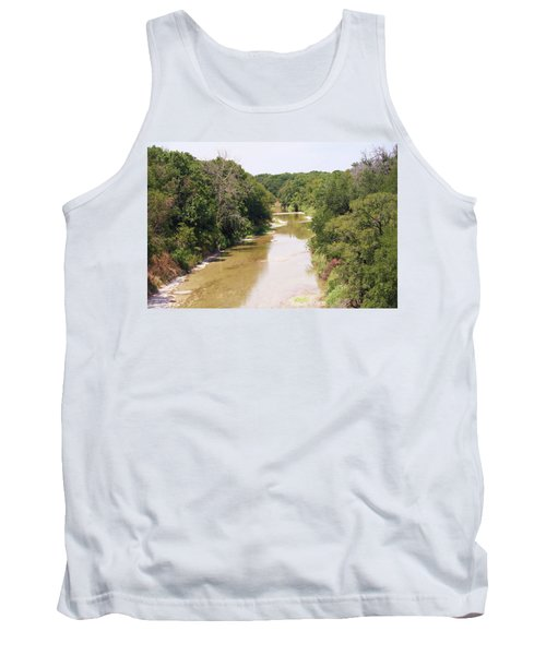Texas River Tank Top
