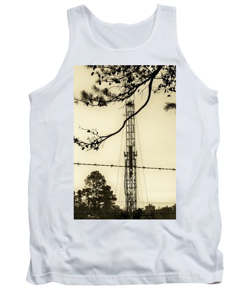 Texas Tea Tank Top