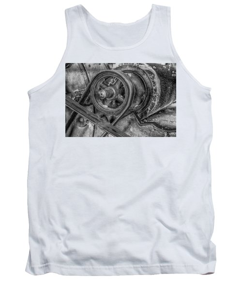 Textile Machinery Tank Top