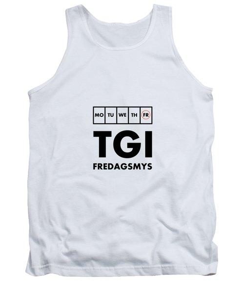 Tgi Fredagsmys Tank Top
