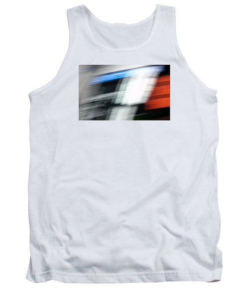 Tank Top featuring the photograph TGV by Steven Huszar