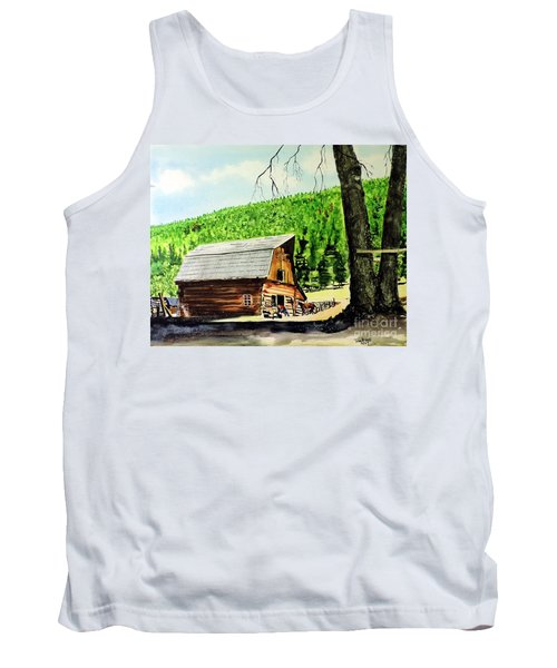 That Barn From That Movie Tank Top
