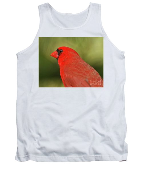 Tank Top featuring the photograph That Smiling Face by Kerri Farley