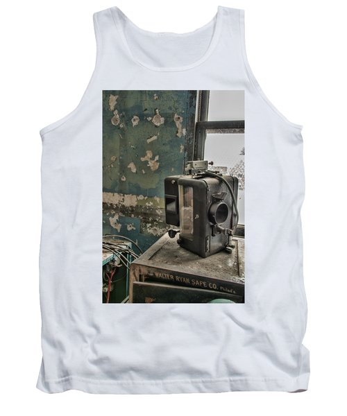 The Abandoned Projector Tank Top