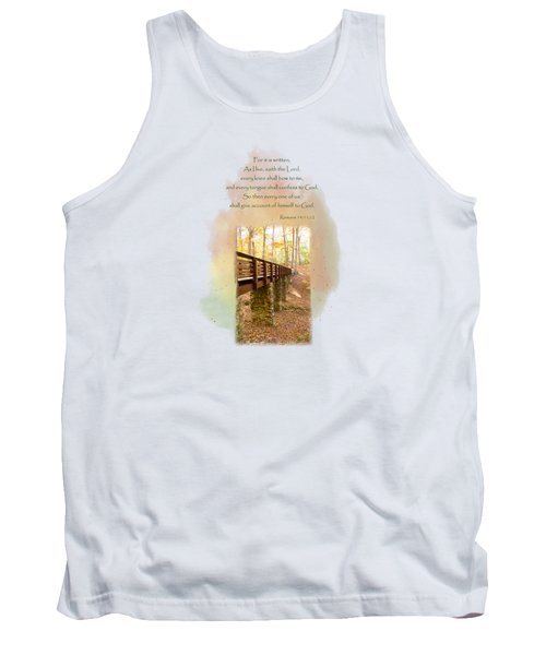 The Accounting Tank Top
