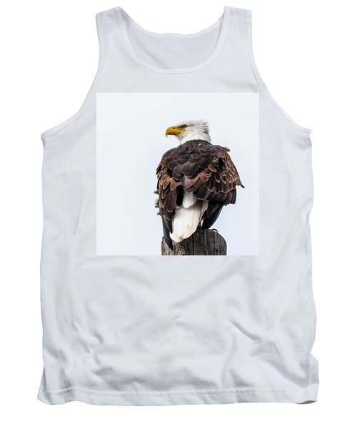 The Alert Tank Top by Yeates Photography