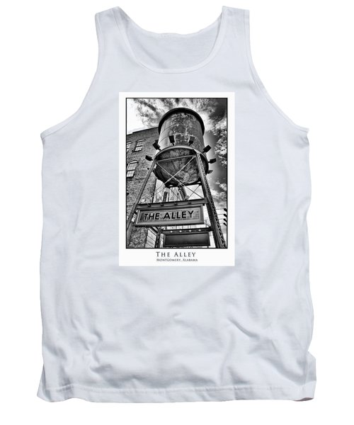 The Alley  Tank Top by Greg Sharpe
