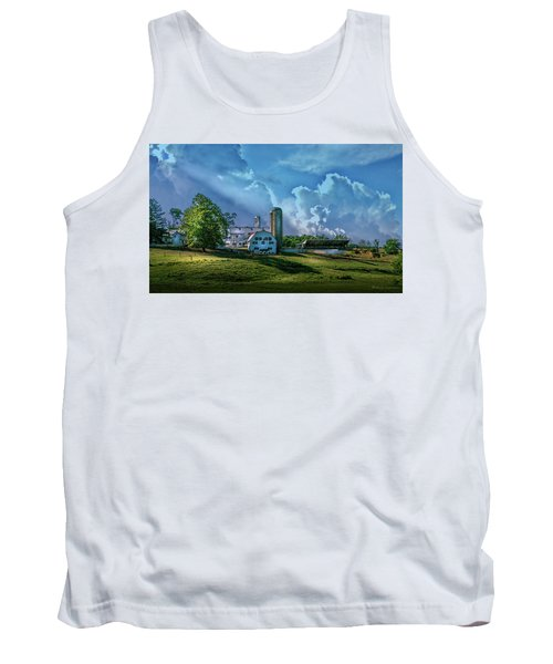 The Amish Farm Tank Top