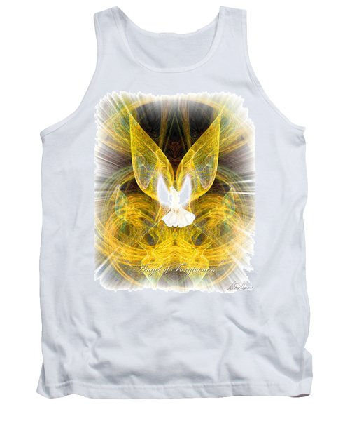 The Angel Of Forgiveness Tank Top