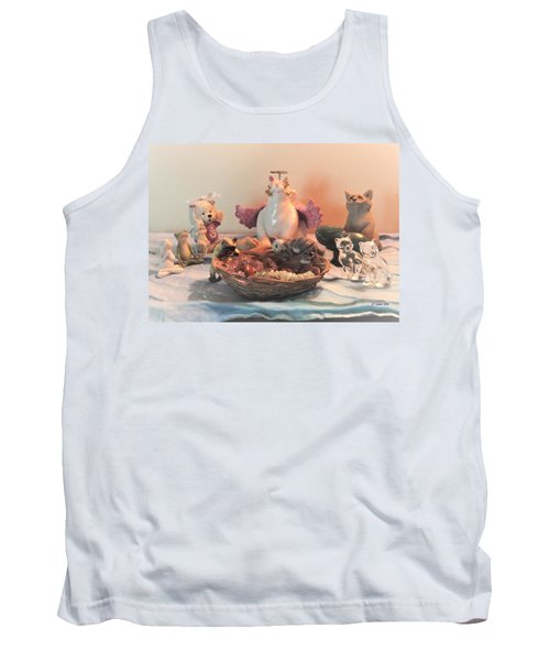 The Animal's United Conference For World Peace Tank Top