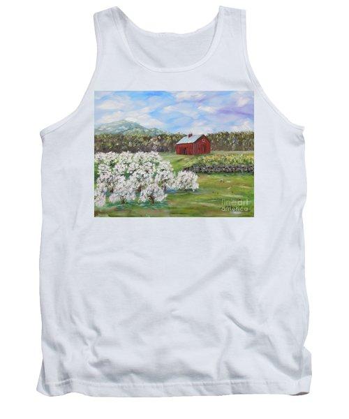 The Apple Farm Tank Top by Stanton Allaben