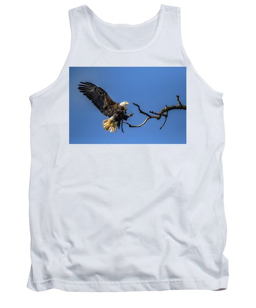 The Approach Tank Top by Ray Congrove