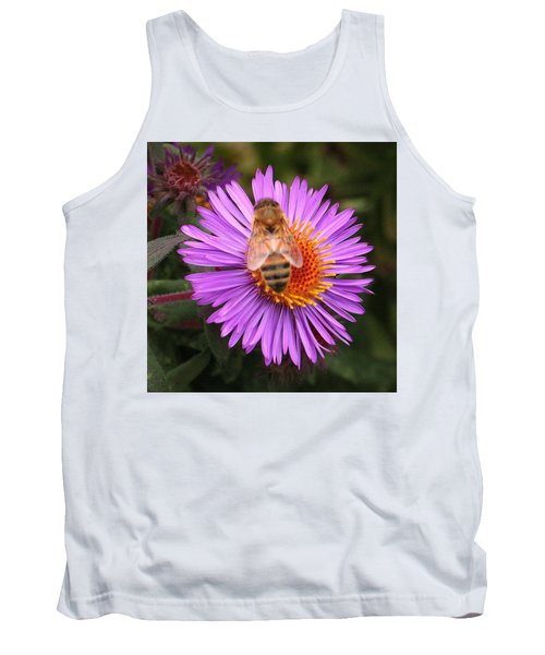 The Aster And The Bee Tank Top