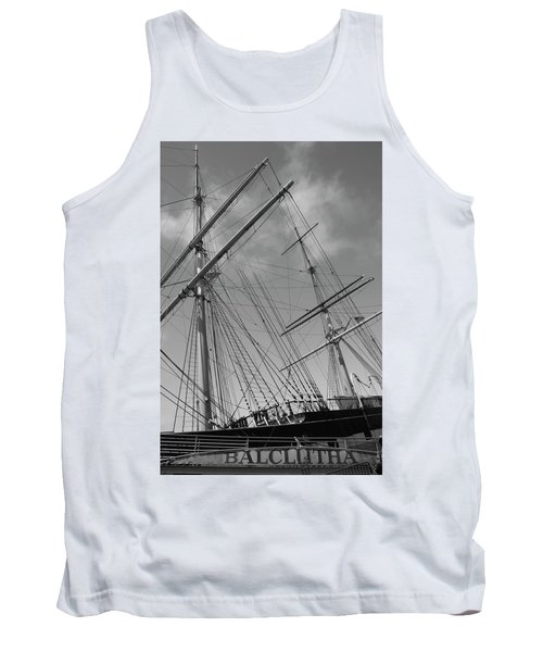 The Balclutha Caravel Tank Top