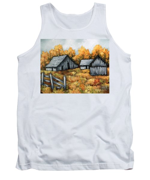 The Barns Tank Top
