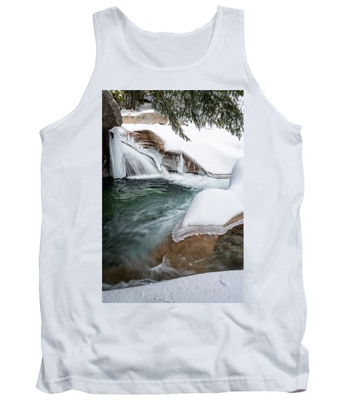 The Basin Side View Nh Tank Top
