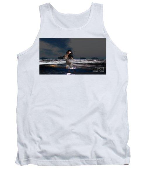 The Beach 5 Tank Top