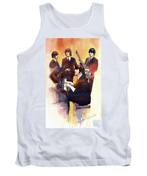 The Beatles 01 Tank Top