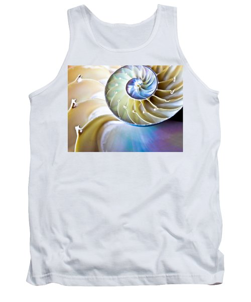 The Beauty Of Nautilus Tank Top