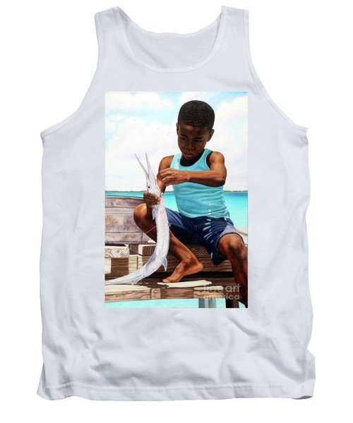 The Big Catch Tank Top