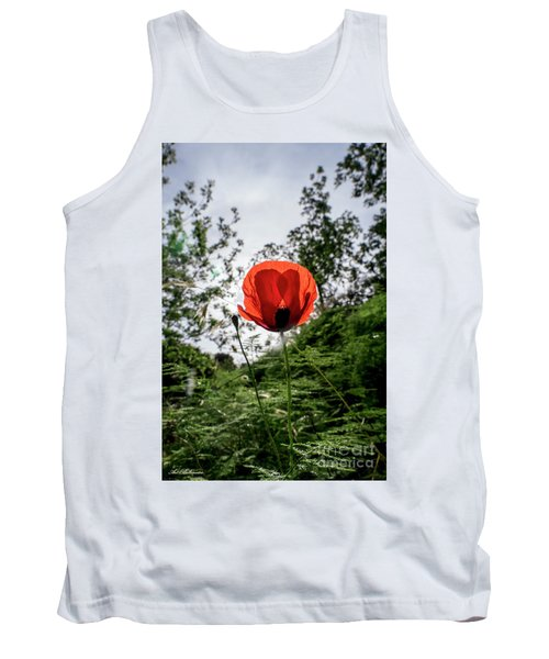 The Big Red 02 Tank Top