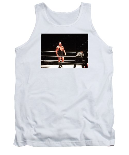 The Big Show Tank Top by Paul  Wilford