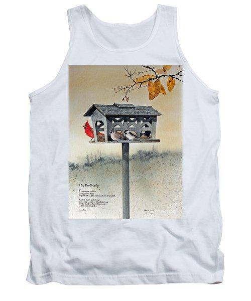 The Birdfeeder Tank Top