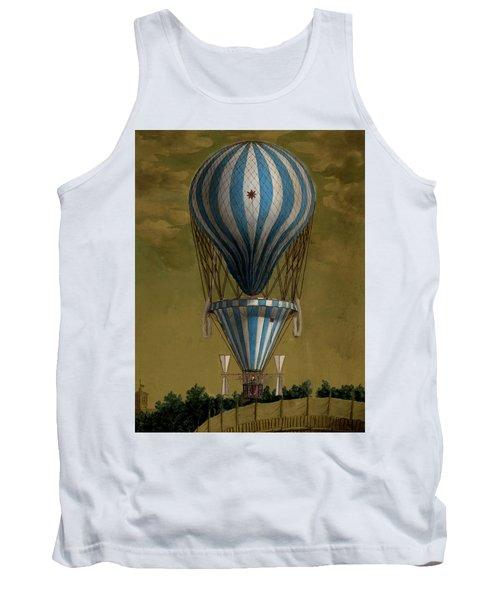 The Blue Balloon Tank Top