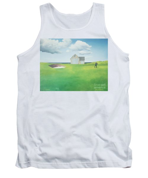 The Boathouse Tank Top