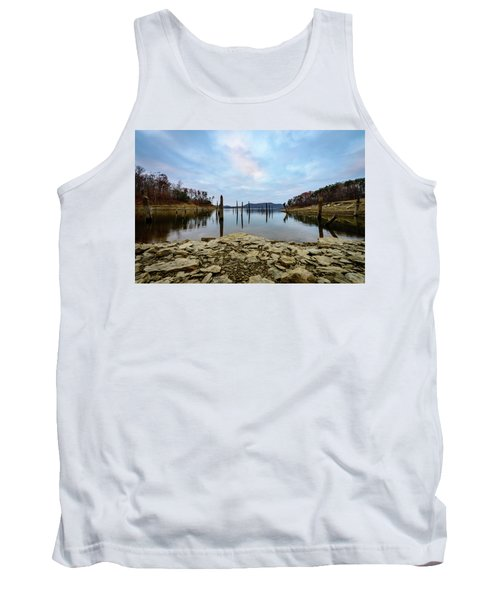The Bottom Of The Lake Tank Top