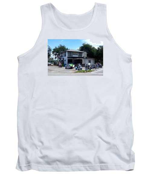 Tank Top featuring the photograph The Cabbage Patch by Melinda Saminski