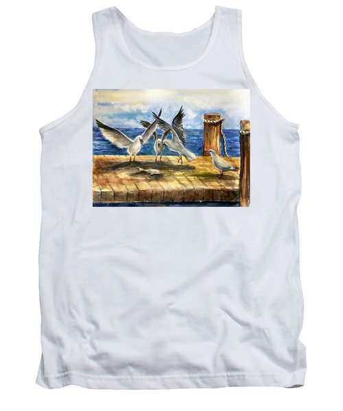 The Catch Is Mine Tank Top