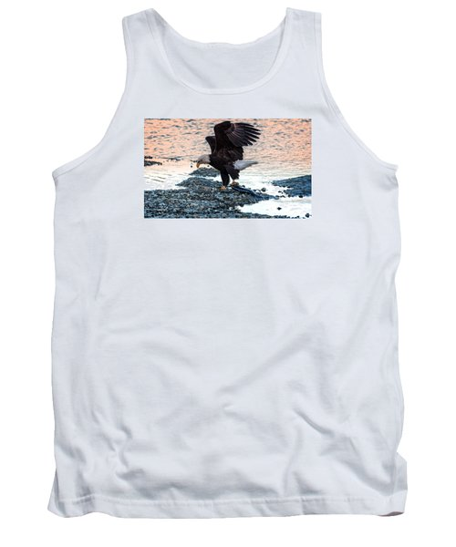 The Catch Tank Top by Sabine Edrissi