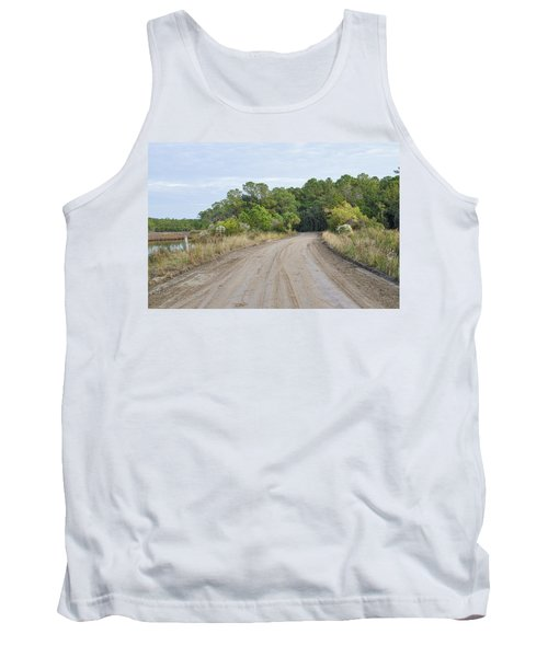 The Causway On Chisolm Island Tank Top