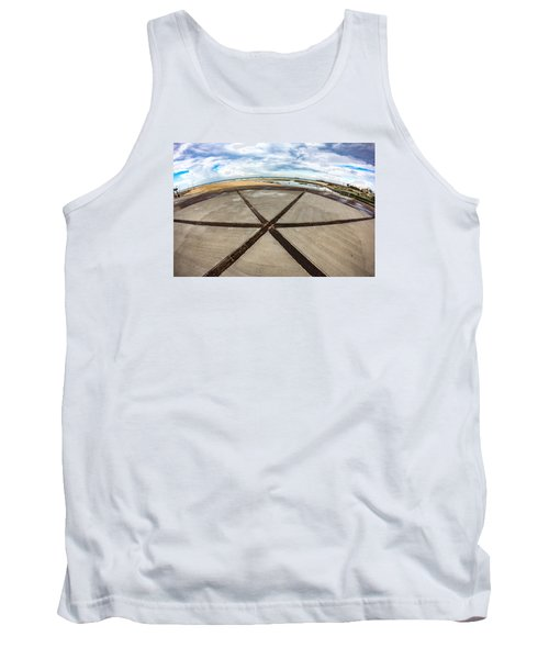 The Center Of The Earth Tank Top