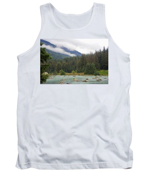 The Chillkoot River 2 Tank Top