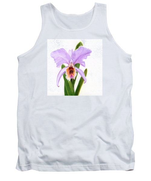 The Christmas Orchid Tank Top