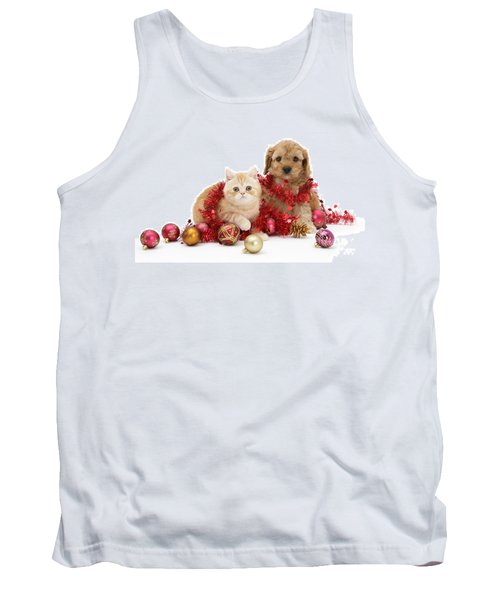 The Christmas Tree Destroyers Tank Top