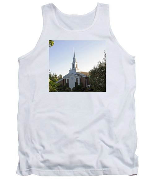 The Church Of Jesus Christ Of Later Day Saints Tank Top