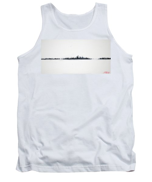 The City New York Tank Top